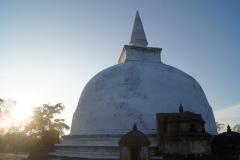 Stupa in Pollonaruwa